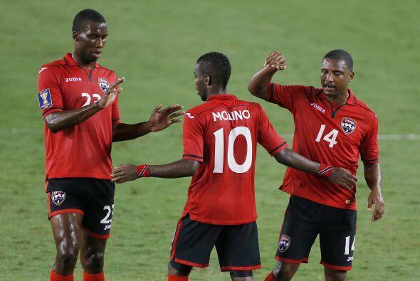 Siguiendo con Trinidad y Tobago, los isleños esperan dar batalla en el g...