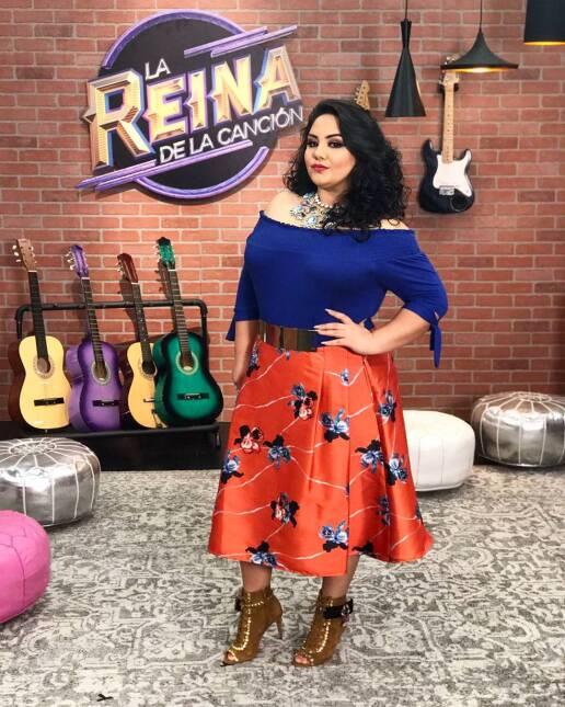 Sandra Padilla trajo de vuelta la moda del 'duckface'.