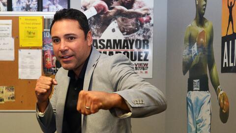 Los nuevos retos de Oscar De La Hoya