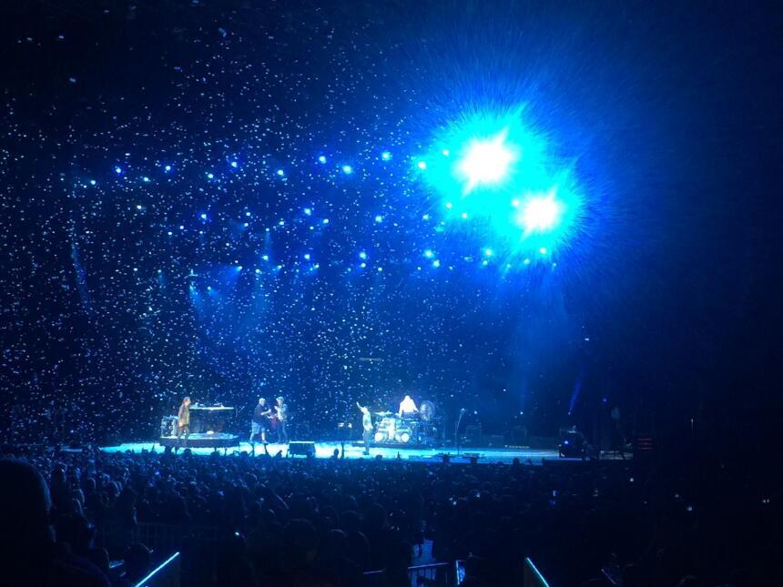 Journey & Doobie Brothers Concert 2016