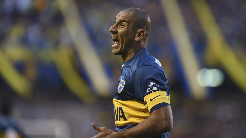"Daniel ""Cata"" Díaz un hombre fuerte en la zaga de Boca..."