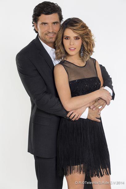 Qué envidia le tenemos a Claudia Álvarez por tener como pareja en la nov...
