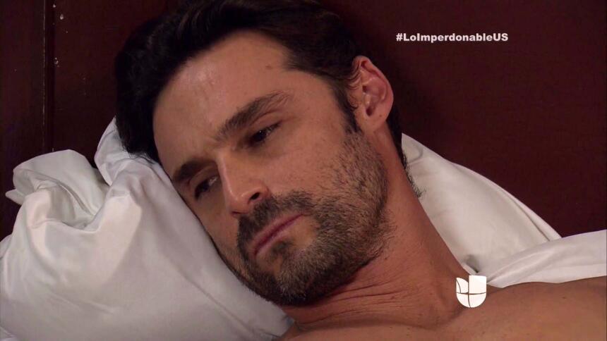 Martín defendió a Verónica de Manuel y no lo dejará salir de la cárcel....