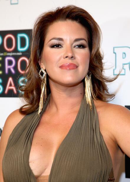 """Alicia Machado ha tratado de tomarse con humor cuando la """"trollean&..."""