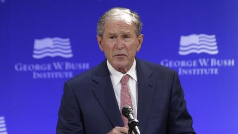 George W. Bush se convirtió en 2008 en el primer presidente estad...