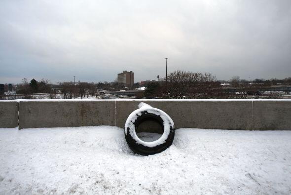 #7 Warren, Michigan. Así como Detroit, el metro cuadrado en las vivienda...