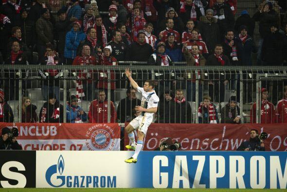 Pero el Allianz Arena y todos sus presentes no contaban con el gol de la...