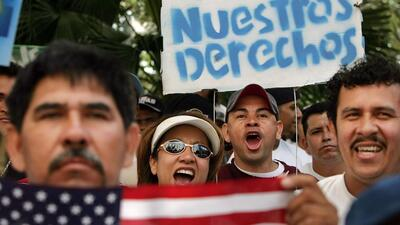 Almost 11 million undocumented immigrants live in the United States