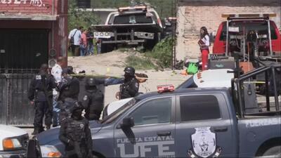 Balacera en Chilpancingo deja al menos cuatro muertos