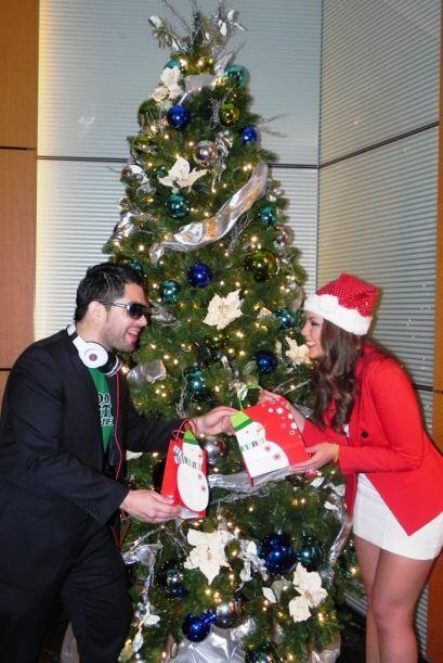 Todo comenzó con un 'inocente' intercambio de regalos.