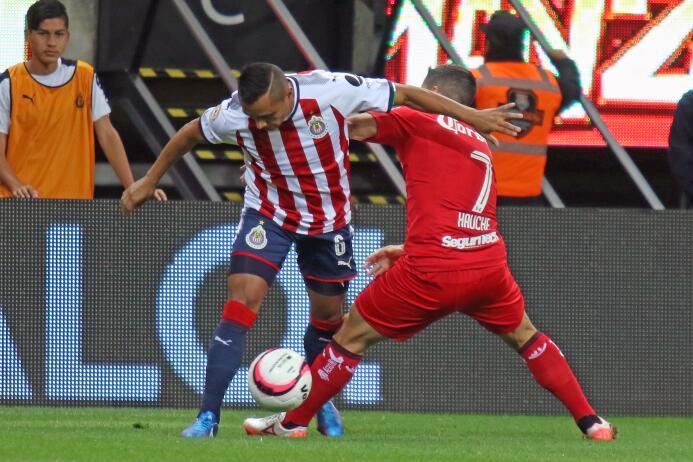 El campeón debutó con poco brillo ante Toluca 20170722_5718.jpg