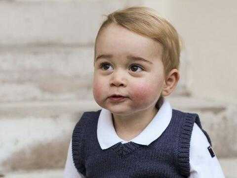 Los duques de Cambridge han liberado tres imágenes nuevas de su a...