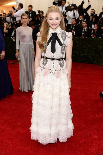 La verdad es que de lo peorcito que vimos en la gala fue el vestido de C...