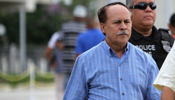 Juez Manuel Acevedo , convicto por corrupción judicial en Puerto Rico