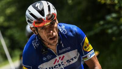 "Philippe Gilbert: ""Tuve suerte después del choque de ayer"""