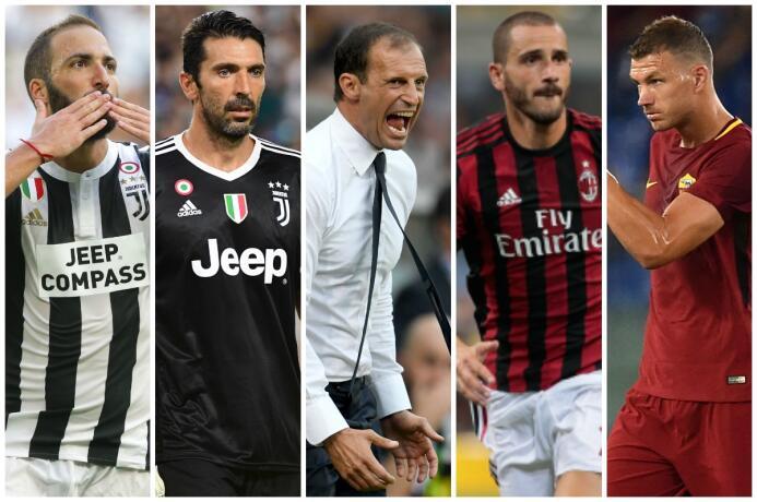 El diario deportivo Gazzetta dello Sport publicó la lista de los jugador...