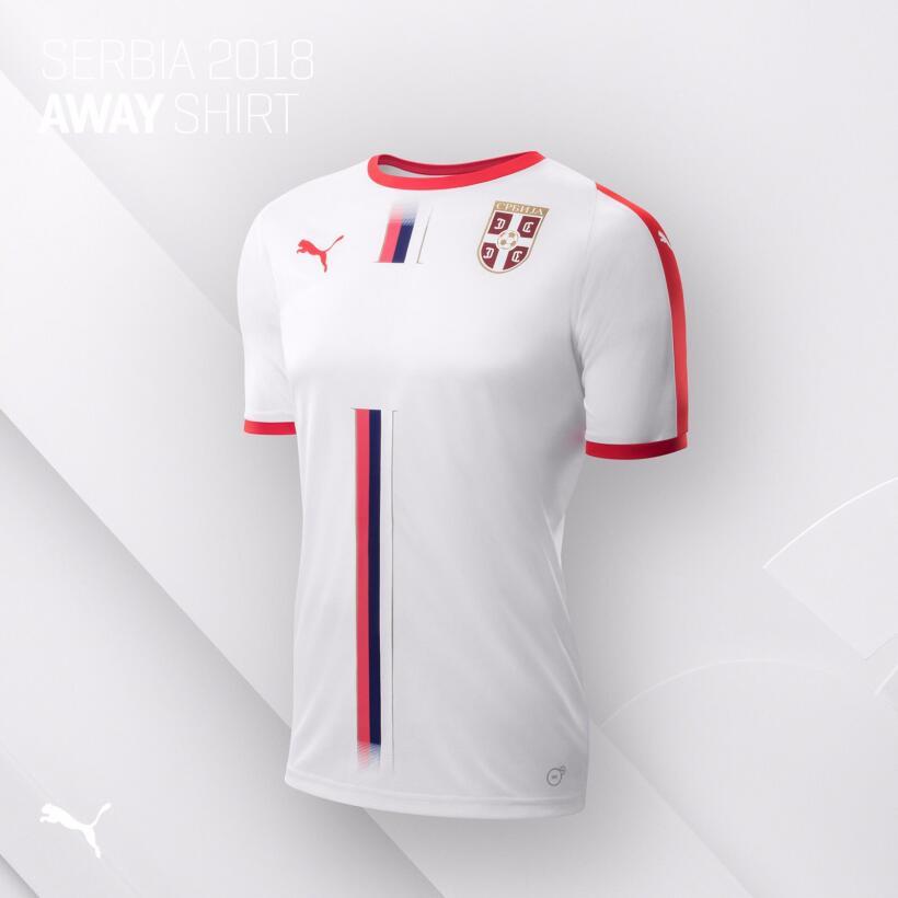 Estos son los jerseys que se verán en el Mundial de Rusia 2018 dyo9zrexk...