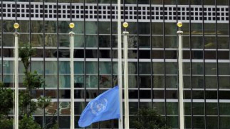 Instalaciones de la Organización de las Naciones Unidas.