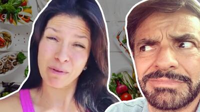 Alessandra se declara lista para el reto culinario, aunque Eugenio Derbez diga que ella no cocina (ouch)