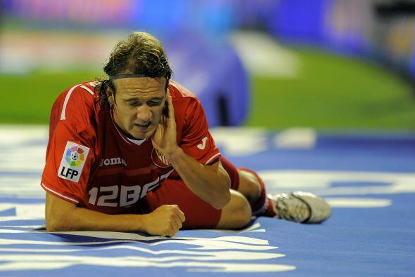 Duro golpe se llevó Sevilla al caer por 2-0 ante el sorprendente Hércules.