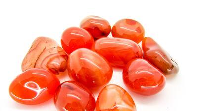 Cornalina: una gema que funciona como perfecto amuleto