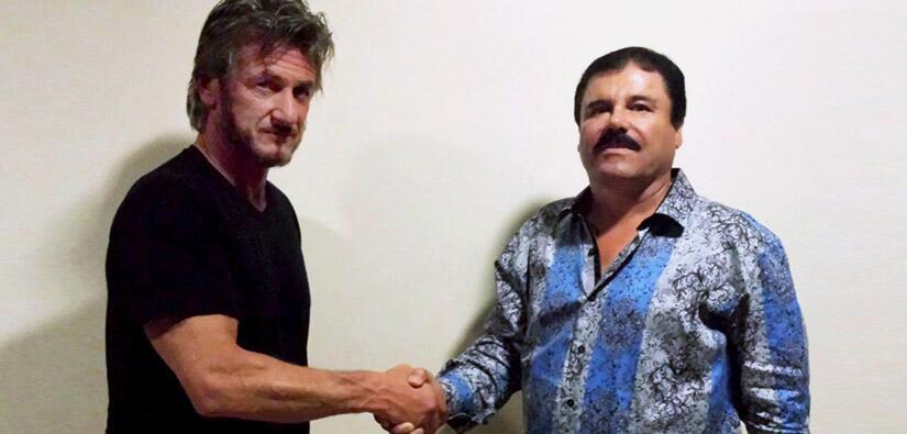 Penn acusa al gobierno mexicano de ponerlo en la mira del narco