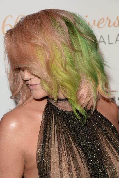 Por supuesto que no podíamos dejar de hablar de la cantante Kesha, quien...