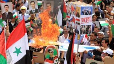 Un acuerdo de paz respaldado por Naciones Unidas para el conflicto en Si...