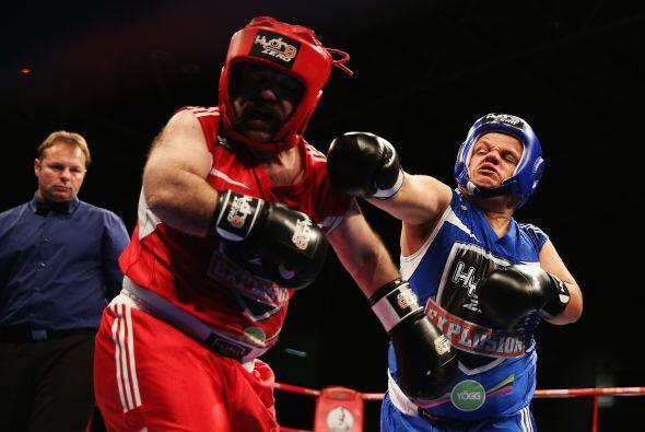 En una polémica pelea se disputó el 'Campeonato de los enanos', entre Ma...