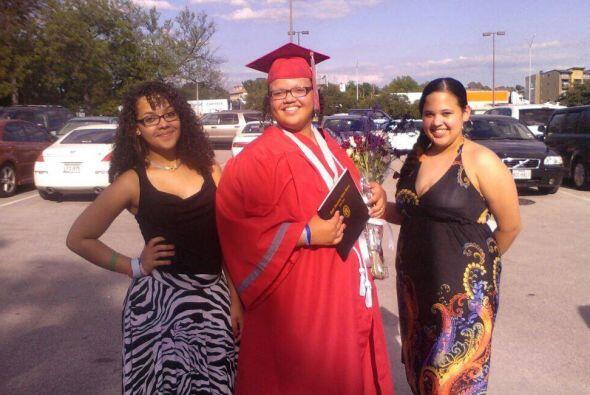 Despierta celebra a los Graduados del 2014