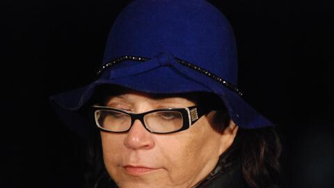 Rosa Saavedra tuvo que buscar auxilio médico tras el accidente en...