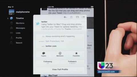 Conoce lo nuevo de Twitter, Uber y Google