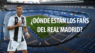 Lo extrañan: sin Cristiano Ronaldo, el Real Madrid tuvo la peor asistencia en casi una década