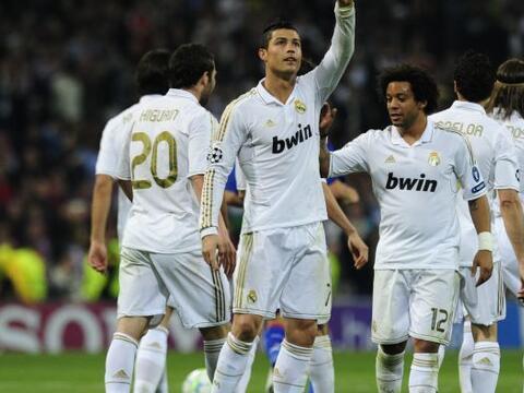 El Real Madrid es de los equipos que depende de sí mismos para av...