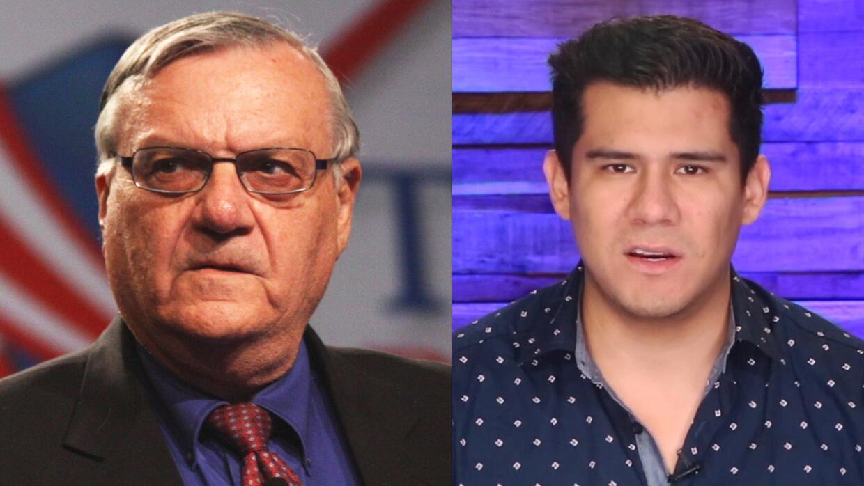 """JP Domínguez: El Sheriff Arpaio """"no es un patriota americano"""""""