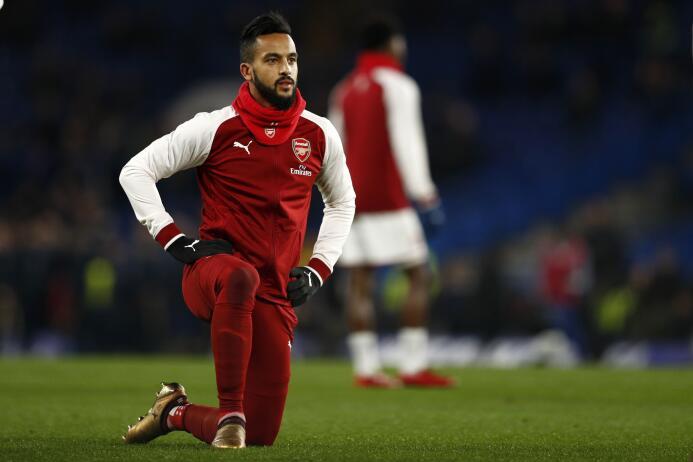 El inglés Theo Walcott parece que se marchará del Arsenal para buscar nu...