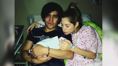 Juliancito Figueroa dijo que su hermano José Manuel aún no ha ido a conocer a su hijo recién nacido