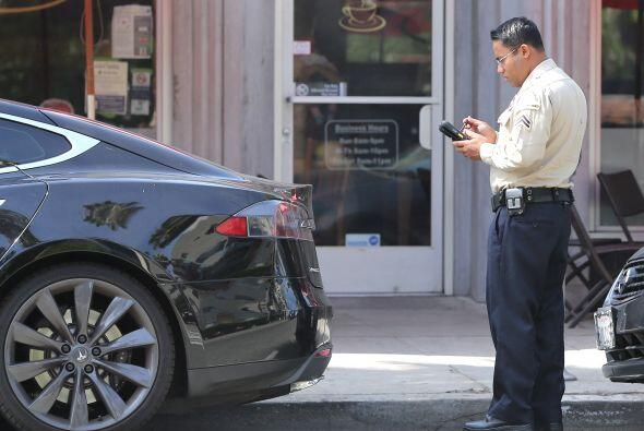 Este podría ser un trabajo de rutina para cualquier policí...