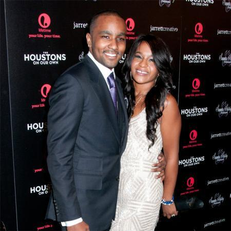 Bobbi Kristina Brown junto a su novio Nick Gordon
