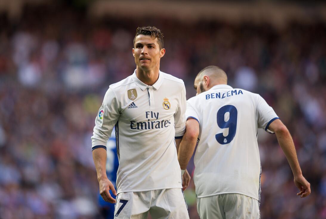 14. Cristiano Ronaldo (Real Madrid) - El crack portugés ha particoipado...
