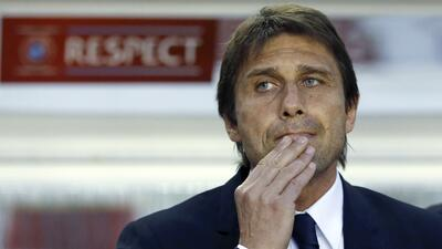 Antonio Conte Casi Se Mete En Problemas Con Su Esposa Por