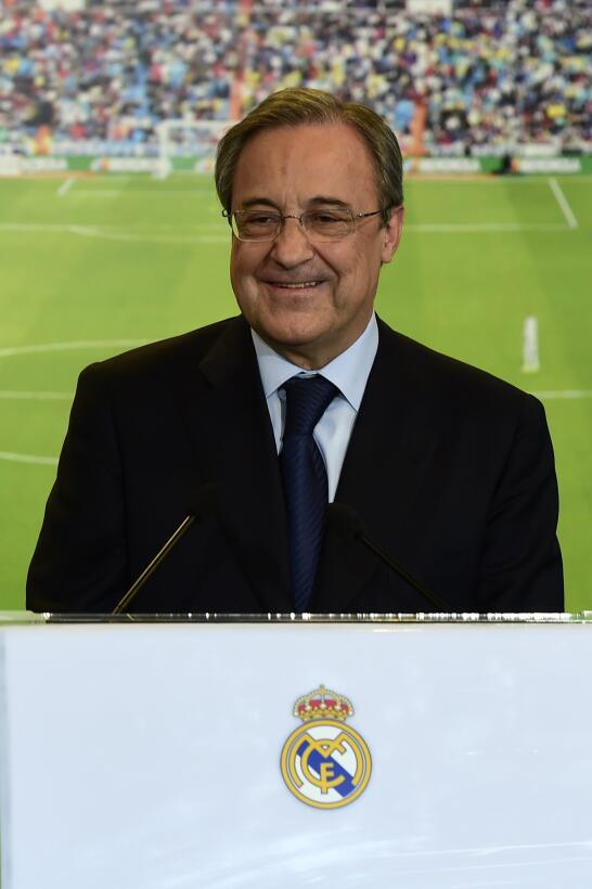 Florentino: la mente maestra tras la 9, 10, 11 y 12 del Real Madrid Gett...