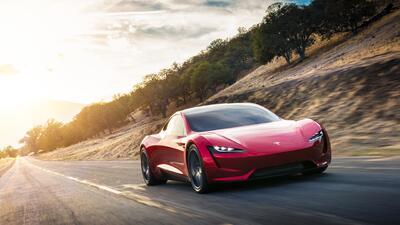 Si todo sale bien, el Tesla Roadster será el auto de producci&oac...