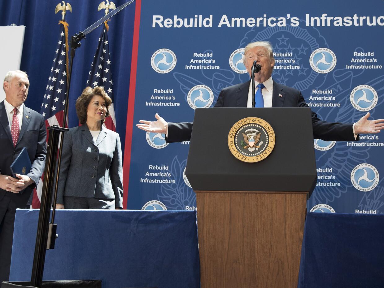 Una de las grandes preguntas es cómo Trump mejorará la inf...