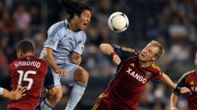 Sporting Kansas City y Real Salt Lake se enfrentan en la final de la MLS.