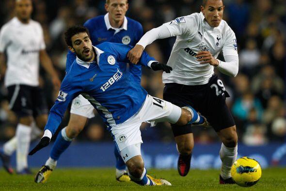En otro partido que resultó más que atractivo, el Tottenham fue local an...