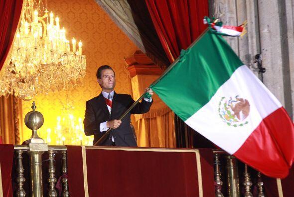 """""""Mexicanos, vivan los héroes que nos dieron Patria y Libertad, viva Hida..."""