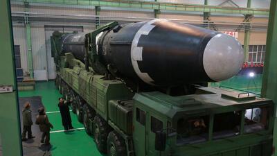 Informe de la ONU revela que Corea del Norte no ha detenido su programa nuclear