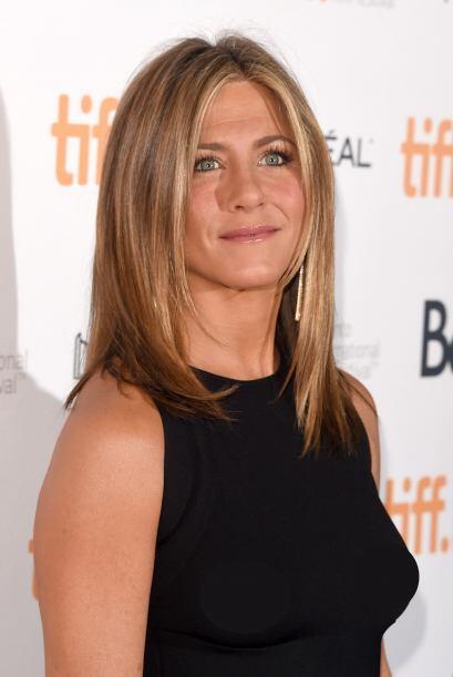La actriz llegó a la presentación de su más reciente trabajo, la cinta '...