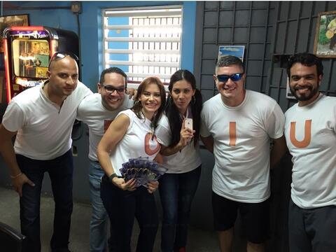 Univision Puerto Rico llevó la fiesta a Punta Santiago y Tropical...